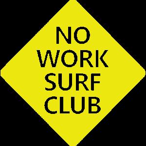 NO WORK SURFWEAR