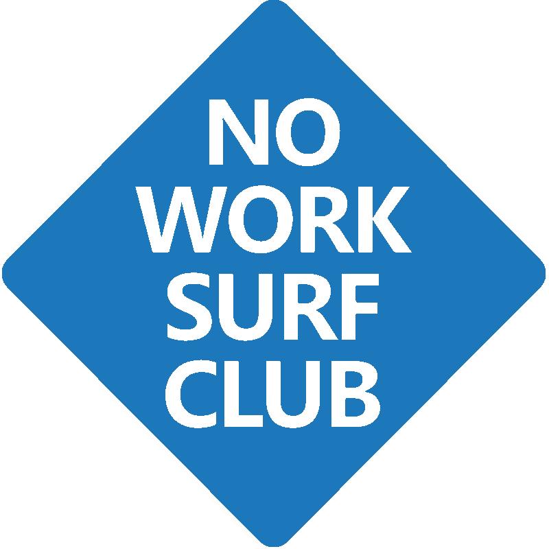 No Work Surf Club - Lohesurfi koolitused, Surfireisid ja Üritused